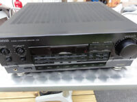 Kenwood A-94 Integrated Amplifier Phono DAT AMP Sold ass for spares