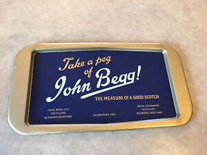 The measure of a good scotch John begg