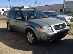 2007 Ford Freestyle LIMITED SUV, Leather 7 SEATS