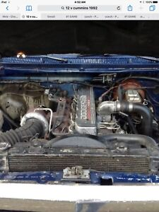 Parting out dodge diesel 4033923450