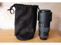 Nikon 70-200 F4 G VR ED