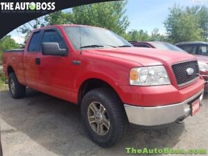 2006 Ford F-150 XLT CERTIFIED! CLEAN TRUCK! LOW KM'S!