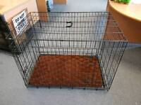 XL dog crate