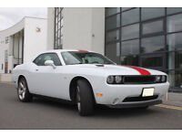 Dodge Challenger 2014 plate LHD