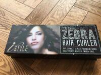 Zebra Hair Curler