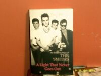 The Enduring Saga of The Smiths. A Light That Never Goes Out. Illustrated Paperback.