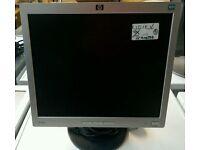 """Monitor 17"""" HP #25859"""