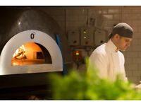Chefs, Pizzaiolo's, Pasta chef & Kitchen porters