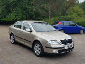 SKODA OCTAVIA 1.9TDI 1 OWNER FRM NEW FULL SKODA HISTORY CAM BLT CHANGED TOP OF THE RANGE
