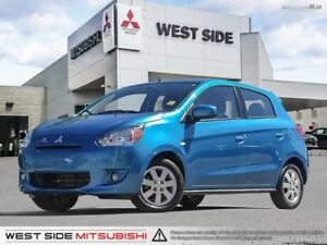 2014 Mitsubishi Mirage SE–Local Vehicle–Heated Seats/Mirrors–FWD