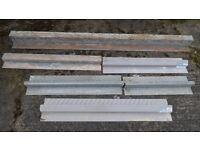 reclaimed steel lintels