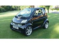 LPG SMART FORTWO PULSE 61 Convertible Congestion charge free only 22400 miles PX considered
