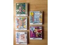 Nintendo DS Games - £3 each - very good condition