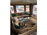 -LAST ONE AT THIS PRICE-GREAT STARTER CARAVAN AT SOUTHERNESS,near dumfries,penrith,keswick,carisle
