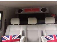 Transporter seats