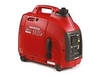 honda 1oi generator gd working order no longer needed 400 ono