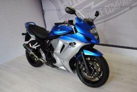 2011 - SUZUKI GSX 650 FL1, EXCELLENT CONDITION, £4,400 OR FLEXIBLE FINANCE