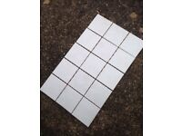 Kitchen/ Bathroom Wall Tiles For Sale 8 and a Half Boxes Can Deliver