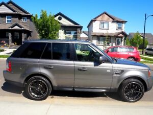 2011 Land Rover Range Rover Sport LUX SUV, Crossover