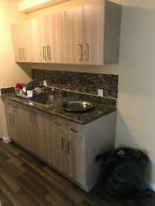1 Month Free Rent Newly Renovated 1 Bedroom Suite