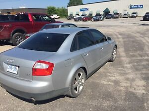 2002 Audi A4 must go today $2300 OBO Make an Offer