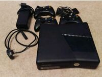 Xbox 360 250GB & accessories - immaculate