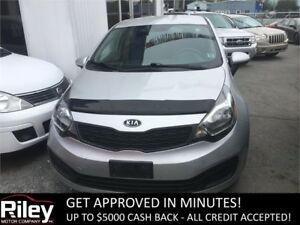 2013 Kia Rio LX STARTING AT $83.41 BI-WEEKLY