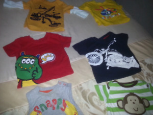 Boys Small 3-6,6 Months Clothes Lot