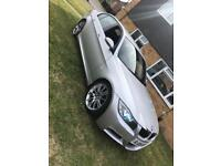 BMW 330D M SPORT AUTO SALOON 2006 ALLOYS LEATHER SEATS diesel 11 month mot 106k THE CHEAPEST