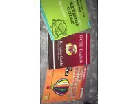 Exam books (English language)