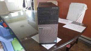 PC GAMER PERFORMANT INTEL i5 + SSD 240GB  + GTX 1050 Ti 4GB