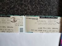 2 kendal calling tickets