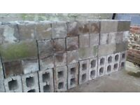 "9"" hollow concrete blocks"