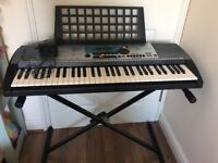 Keyboard, Stand and Case
