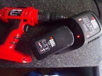 Black and Decker HAMMER DRILL 18V