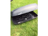 ROOF BOX LARGE £100 CAN DELIVER
