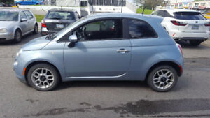 2013 Fiat 500 Pop Coupe (2 door) 5995.00
