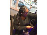 Good black hairdresser London, hair extensions, weave -