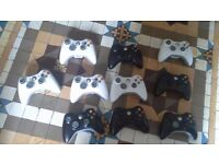 xbox 360 controllers £9 each