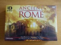Ancient Rome 6 DVD boxset, previously shown on the Discovery Channel