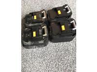 Makita 14.4v batteries