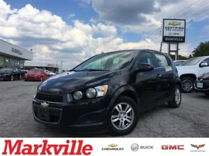 2013 Chevrolet Sonic LT- CERTIFIED PRE-OWNED