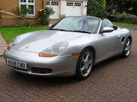 2000 PORSCHE BOXSTER 3.2 S 2d 248 BHP*PART EX WELCOME**FULL SERVICE HISTORY**
