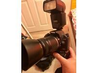 Canon 500d plus