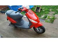 Piaggio zip 50 with 70 kits sale or swaps
