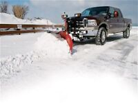 Snow removal / plowing, salting - 24HR service
