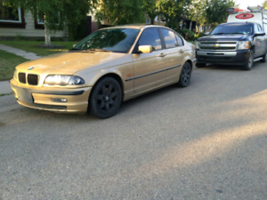 2000 323i selling/parting out