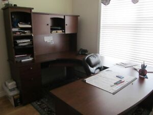 Office Desk (U-Shaped)