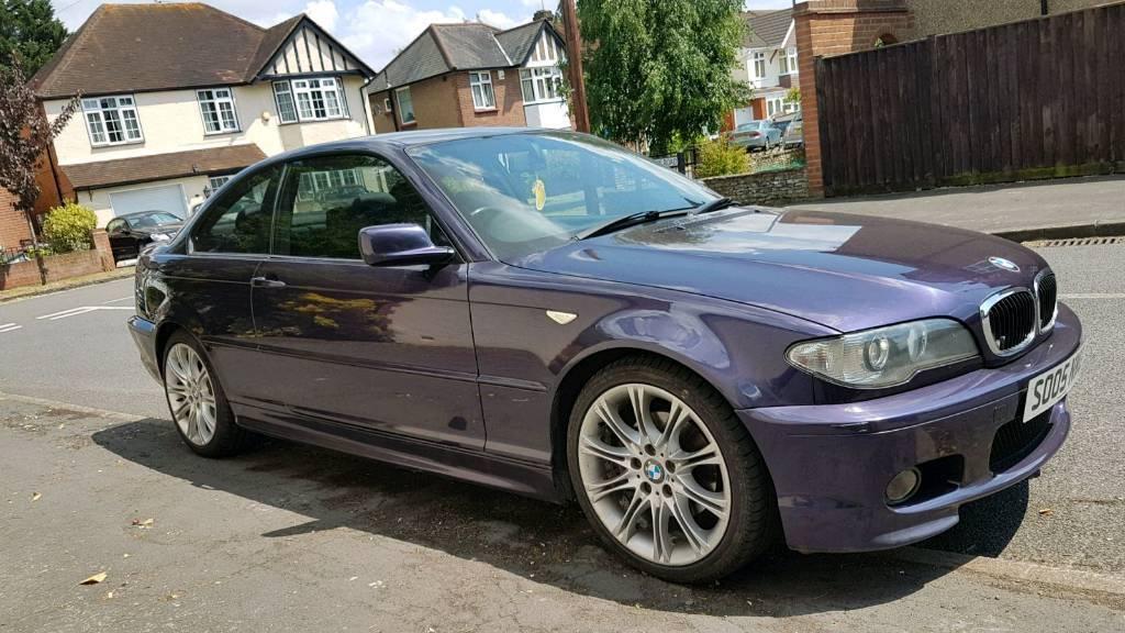 BMW 320cd Msport- Individual Spec Very Rare