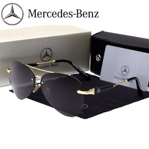 """Brand New """"Limited Edition"""" Mens Unisex Mercedes Benz Sunglasses"""